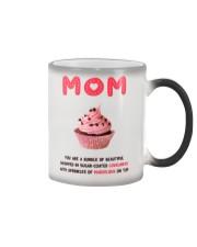 Sugar Coated Mom Color Changing Mug thumbnail