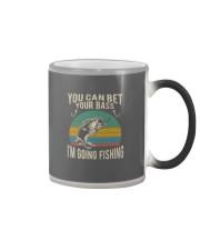 You Can Bet Your Bass Color Changing Mug thumbnail