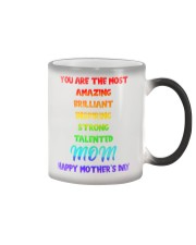 Inspiring Strong Talented Mom Color Changing Mug thumbnail