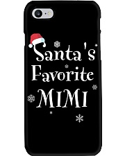 Santa's Favorite Mimi Phone Case thumbnail