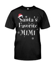 Santa's Favorite Mimi Premium Fit Mens Tee tile