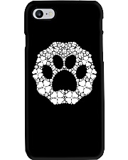 Dog Paw Clover Phone Case thumbnail