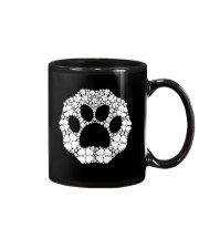 Dog Paw Clover Mug tile