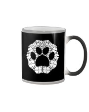 Dog Paw Clover Color Changing Mug thumbnail