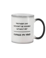 Change My Mind Color Changing Mug thumbnail