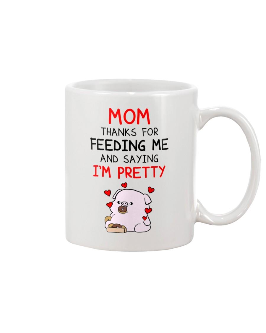 Saying I'm Pretty Mug