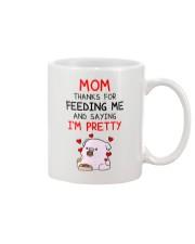 Saying I'm Pretty Mug front