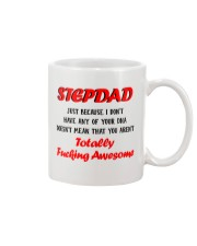Stepdad Totally Awesome Mug front