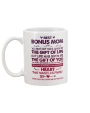 Bonus Mum Gift Of Life Mug back
