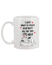 Touch Your Butt All Time  Mug back