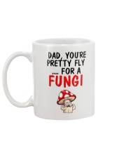 Pretty Fly For Fungi Mug back