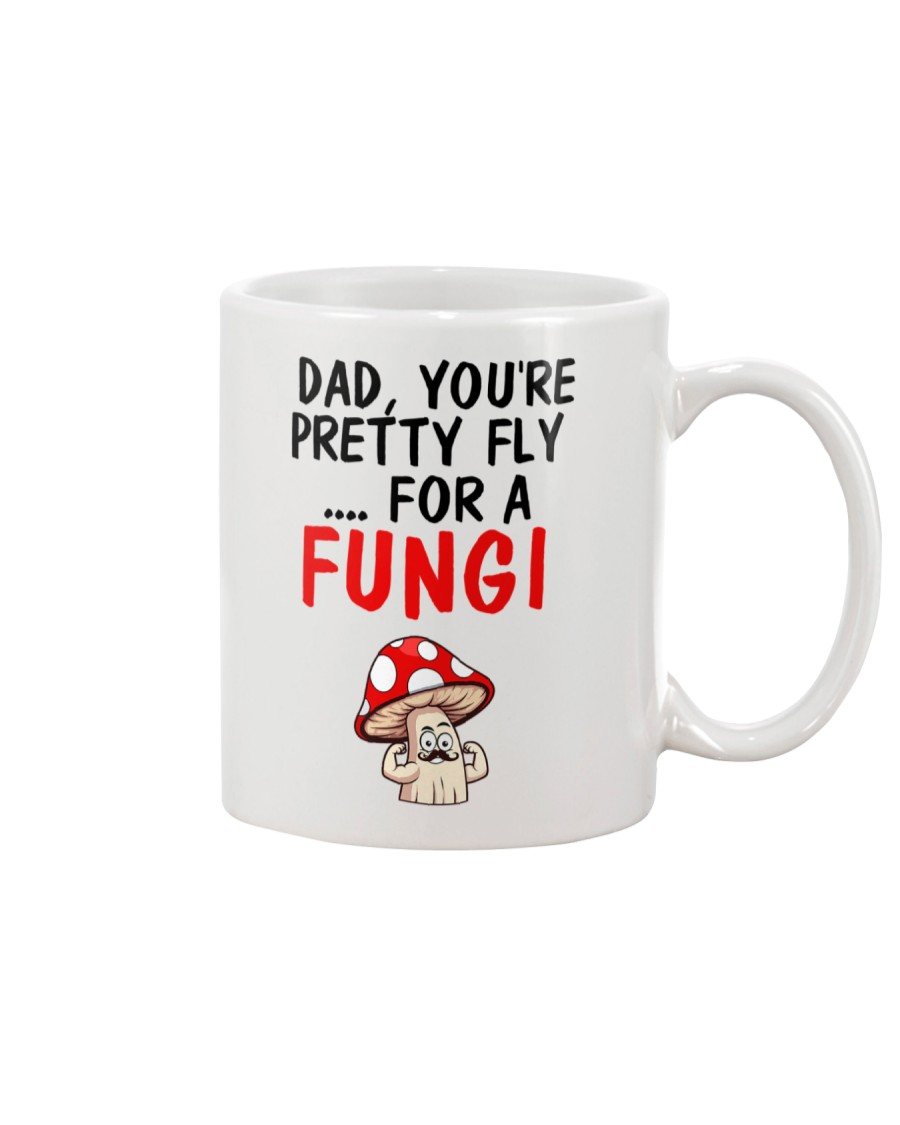 Pretty Fly For Fungi Mug