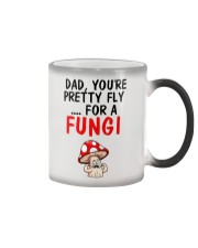 Pretty Fly For Fungi Color Changing Mug tile