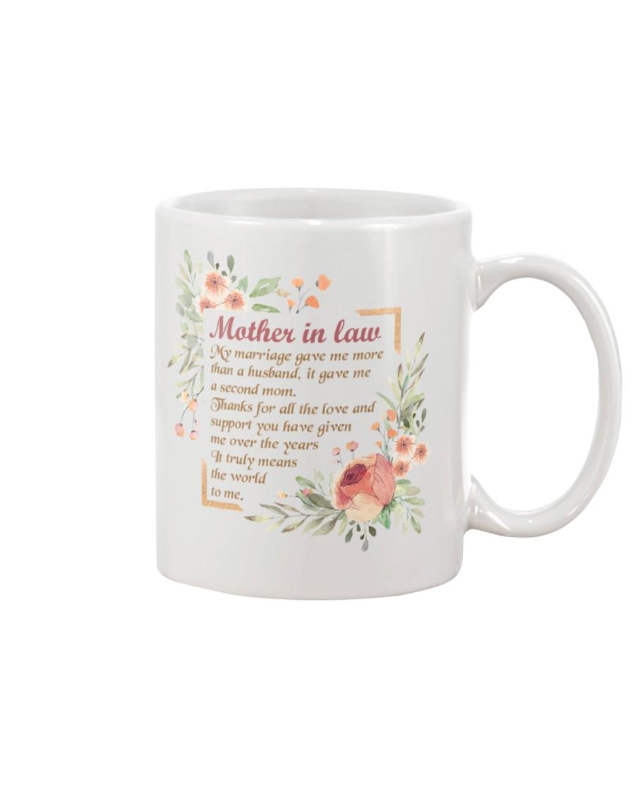 Marriage Give More Than Husband Mug