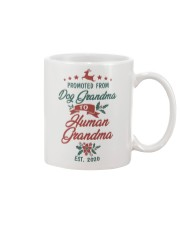Dog grandma to human grandma Mug front