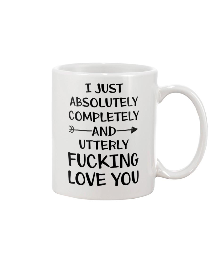 Utterly Love You  Mug