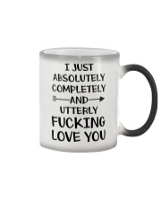 Utterly Love You  Color Changing Mug thumbnail