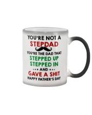 Not A Stepdad Color Changing Mug thumbnail