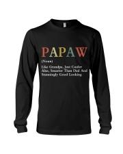 Papaw Retro Good Looking Long Sleeve Tee thumbnail