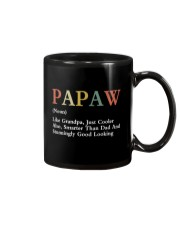 Papaw Retro Good Looking Mug thumbnail
