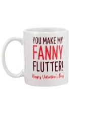 Fanny Flutter Mug back