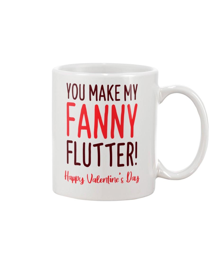 Fanny Flutter Mug