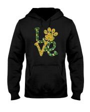 Dog Love St Patrick  Hooded Sweatshirt thumbnail