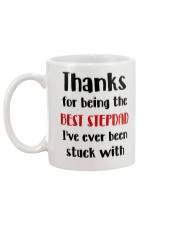 Stepdad Stuck With Mug back