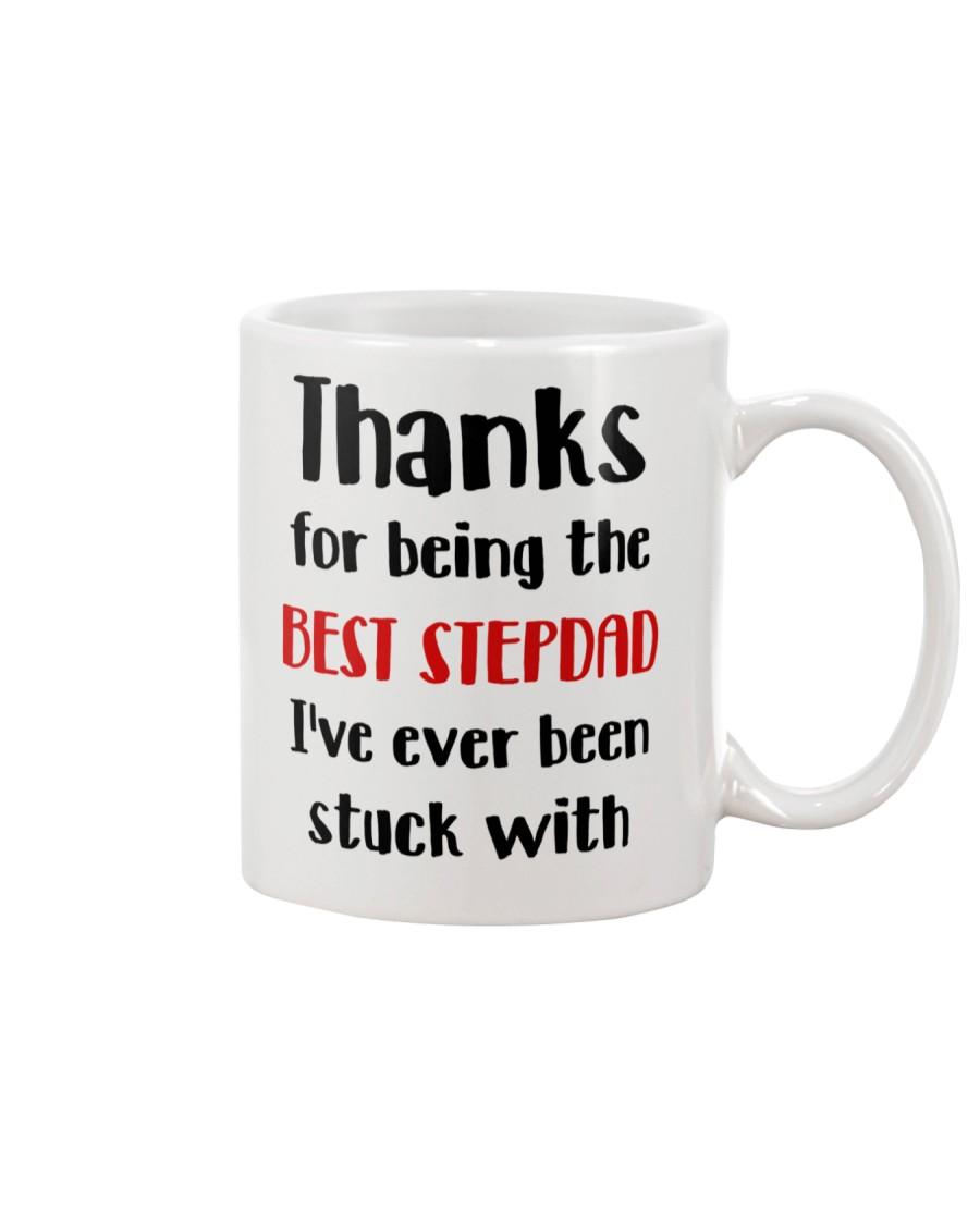 Stepdad Stuck With Mug