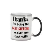 Stepdad Stuck With Color Changing Mug thumbnail