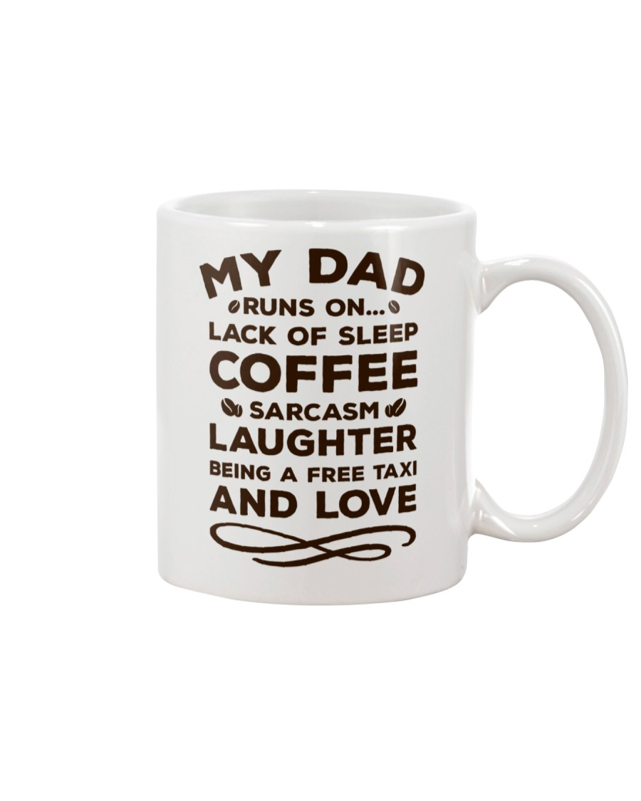 Dad Run On  Mug