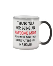Being An Awesome Mom Color Changing Mug thumbnail