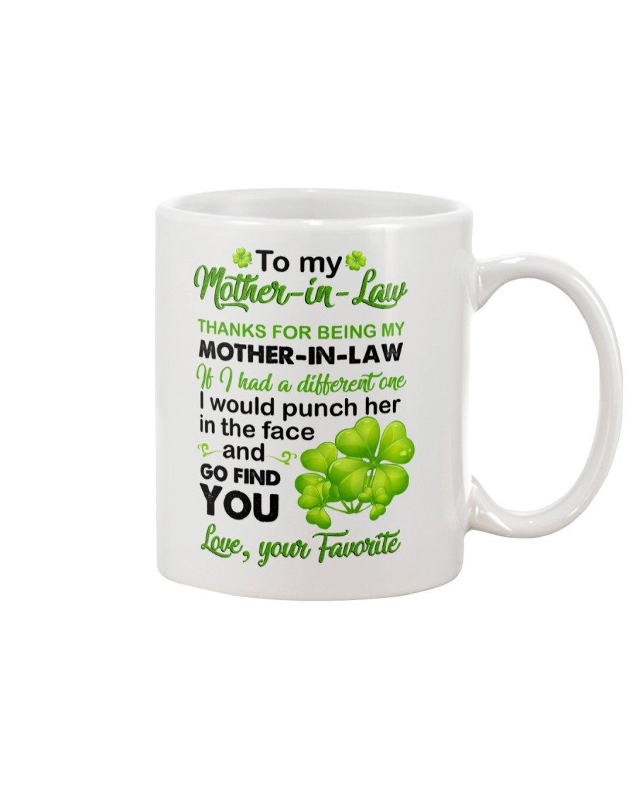 punch you in the face Mug