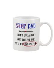 Stepdad Best Dad Ever Mug front