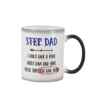 Stepdad Best Dad Ever Color Changing Mug thumbnail