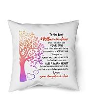 Best Mother-in-law Indoor Pillow tile
