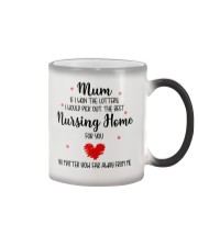Won Lottery Best Nursing Home Color Changing Mug thumbnail