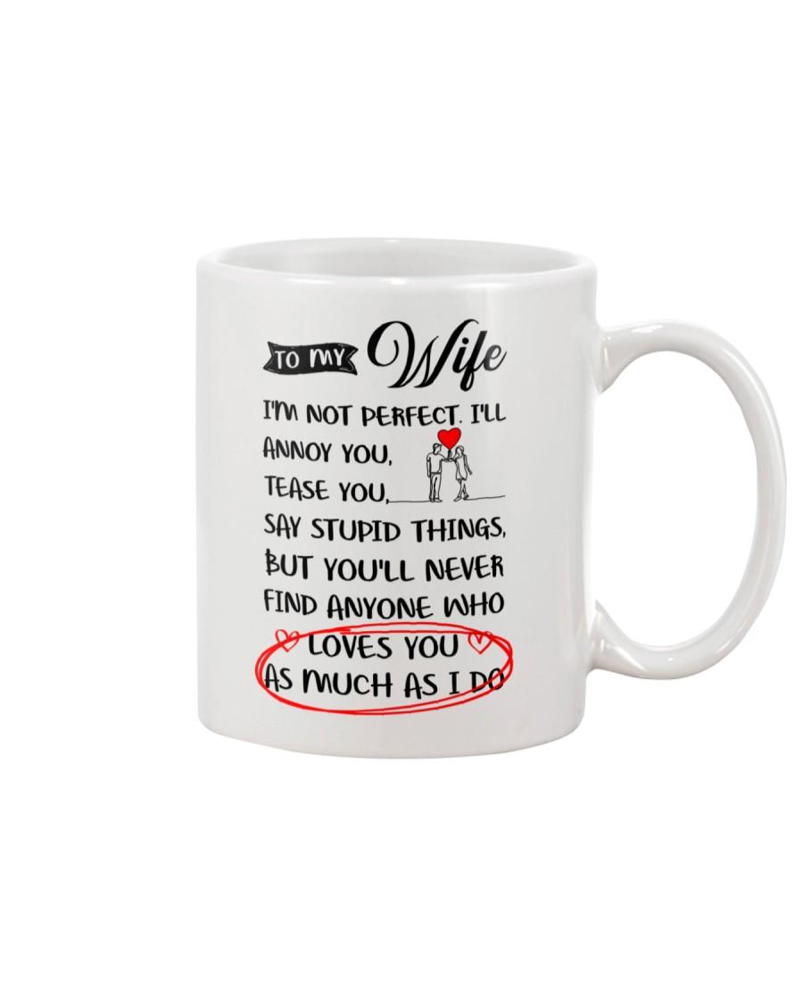 I'm Not A Perfect Husband Mug
