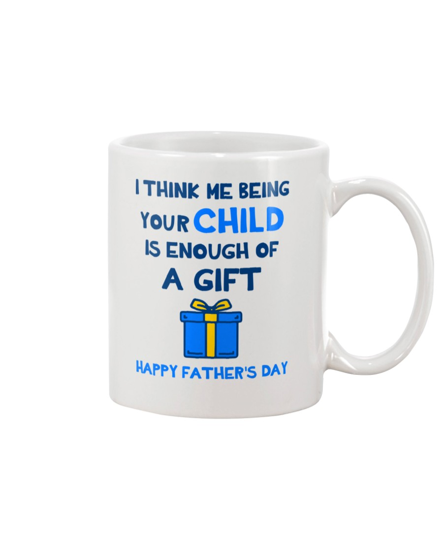 Being Your Child Is Enough Australia Mug