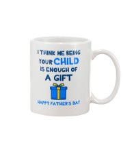 Being Your Child Is Enough Australia Mug front
