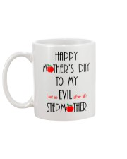 Not So Evil After All Mug back