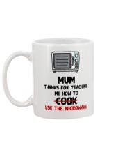 Mum Use The Microwave Mug back