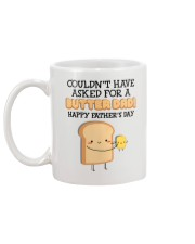 Ask For A Butter Dad Mug back