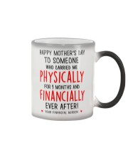 Financial Burden Ever After Color Changing Mug thumbnail