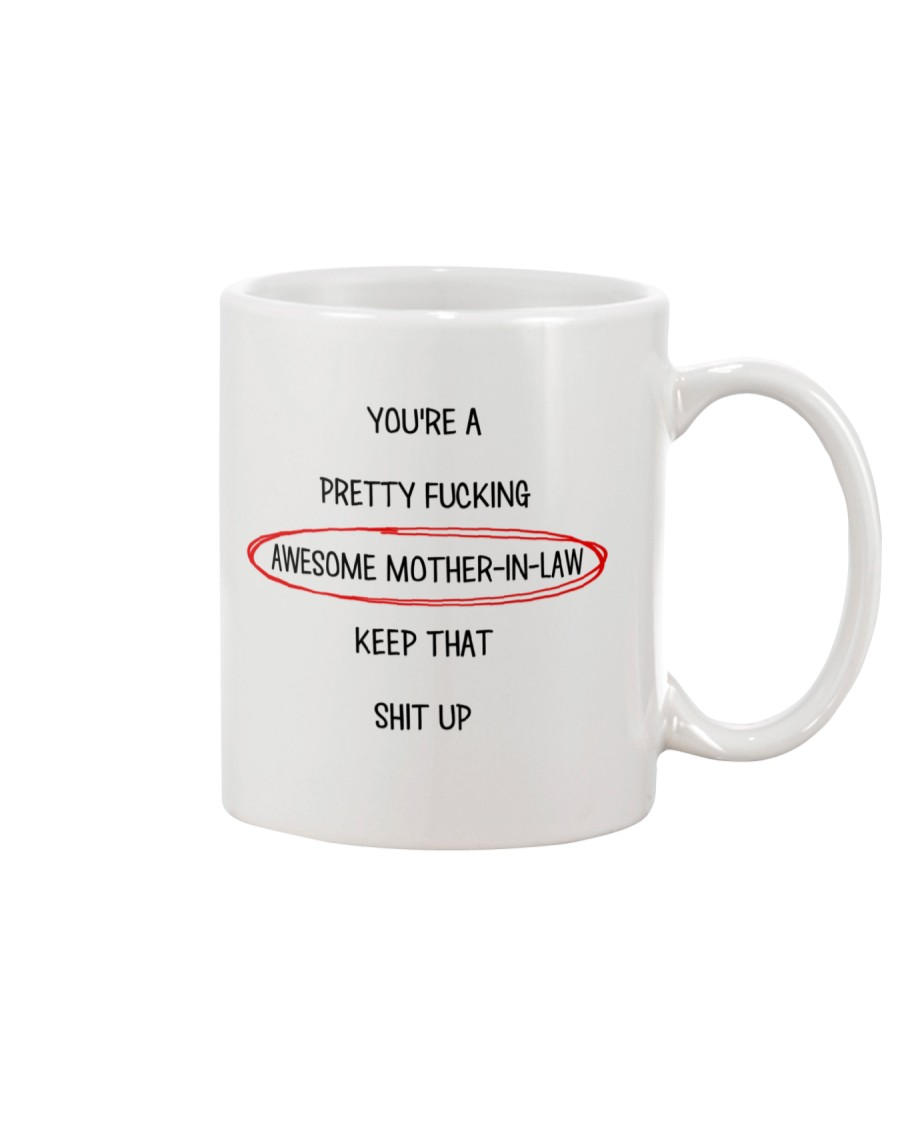 Awesome Mother-in-law Mug