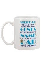 Stepdad Best Dad Ever Mug back
