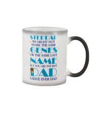 Stepdad Best Dad Ever Color Changing Mug thumbnail