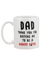 Dad Bitch Mug back