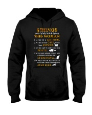 5 Things About Cat Mom Hooded Sweatshirt thumbnail