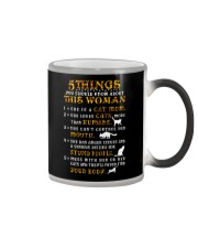 5 Things About Cat Mom Color Changing Mug thumbnail